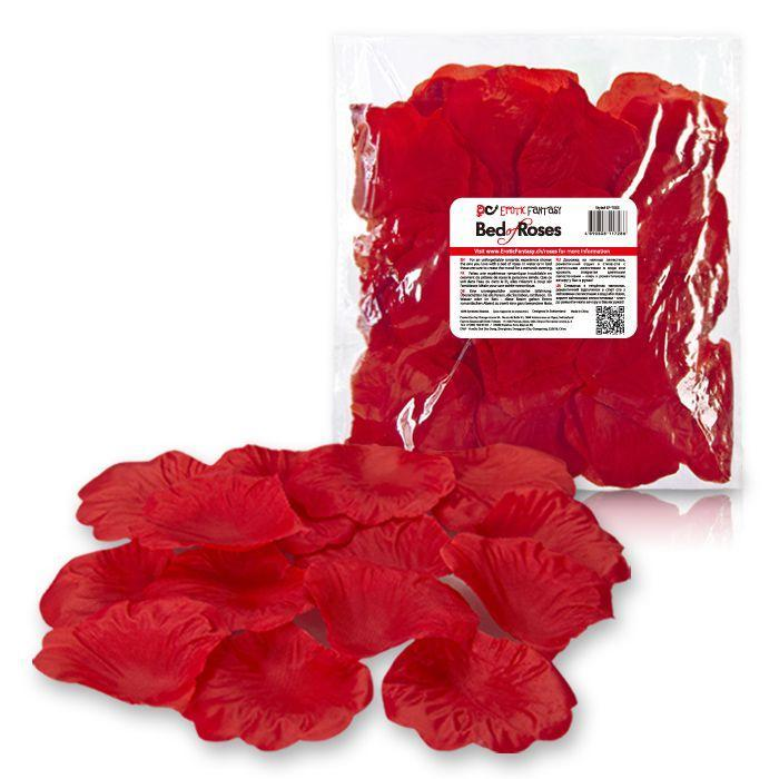 Алые лепестки роз Bed of Roses-13921