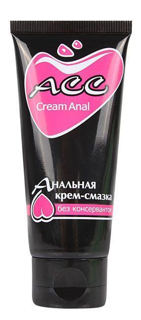 Анальная крем-смазка Creamanal АСС - 50 гр.-312