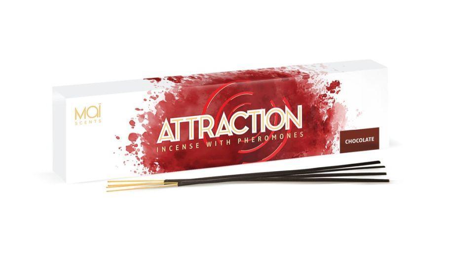 Ароматические палочки с феромонами и ароматом шоколада - 20 шт.-10588