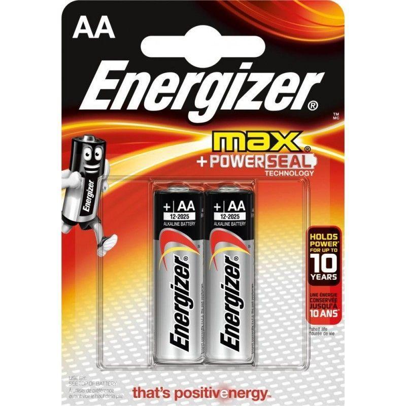 Батарейки Energizer MAX E91/AA 1