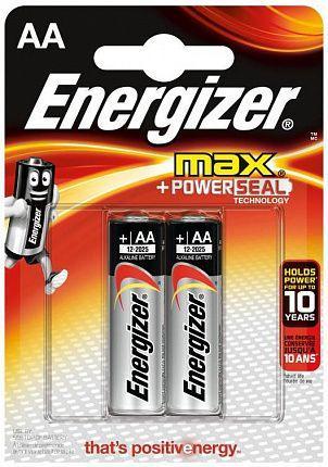 Батарейки Energizer MAX E92/AAA 1