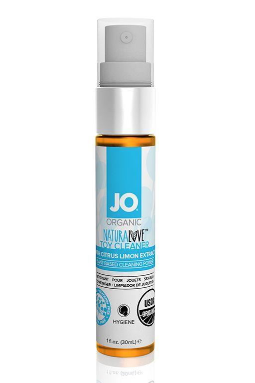 Чистящее средство для игрушек JO Naruralove Toy Cleaner - 30 мл.-2555