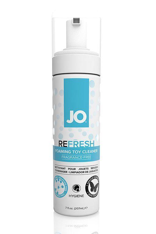 Чистящее средство для игрушек JO Refresh - 207 мл.-5075