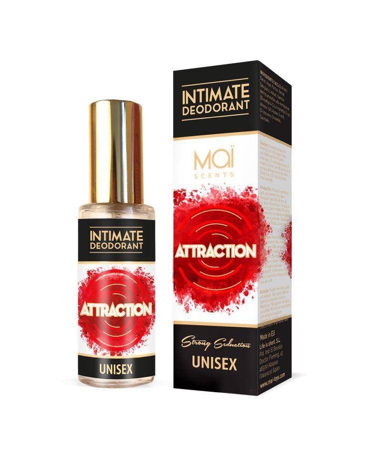 Дезодорант для интимной гигиены INTIMATE DEODORANT UNISEX - 30 мл.-10593