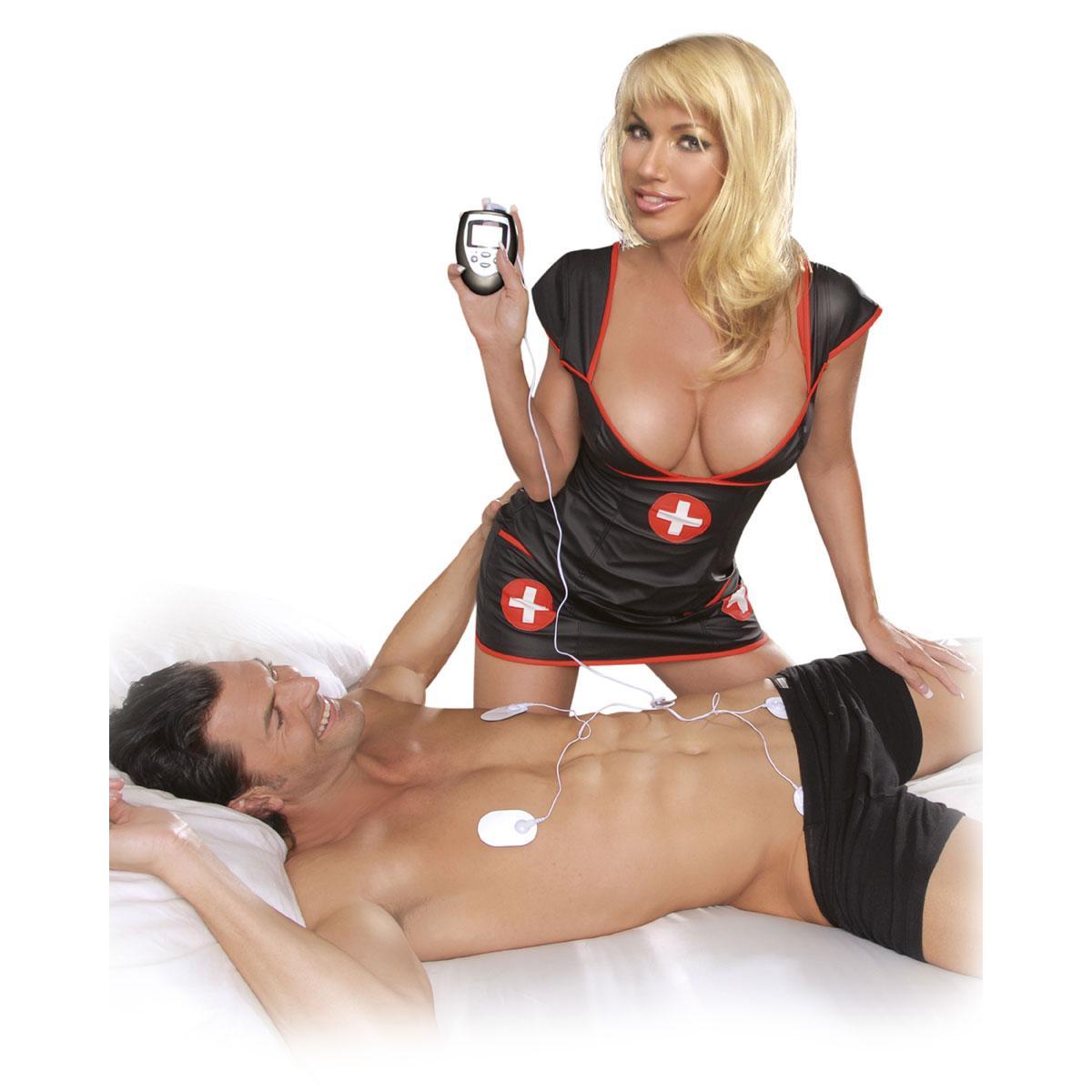 Электростимулятор Shock Therapy Kit-4638