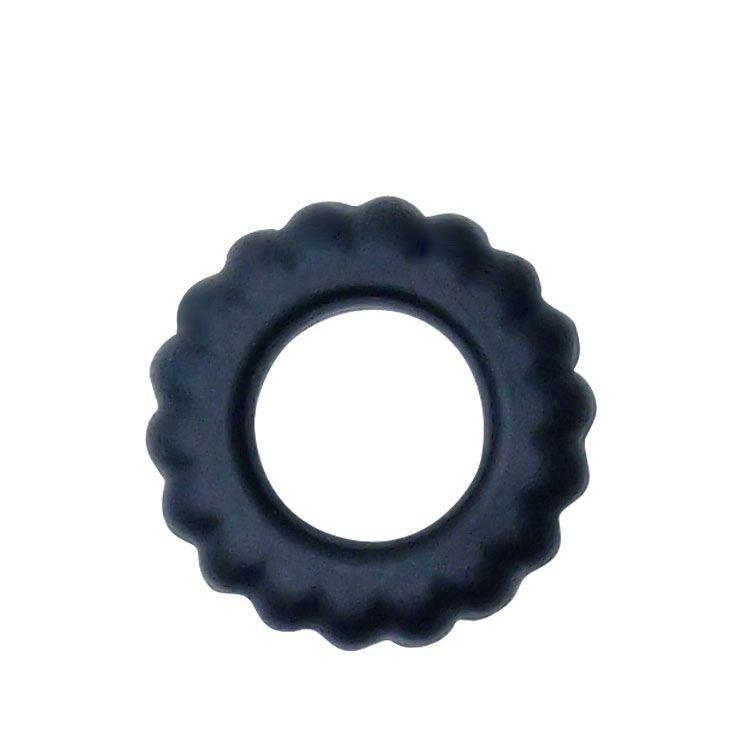 Эреционное кольцо с крупными ребрышками Titan-4900
