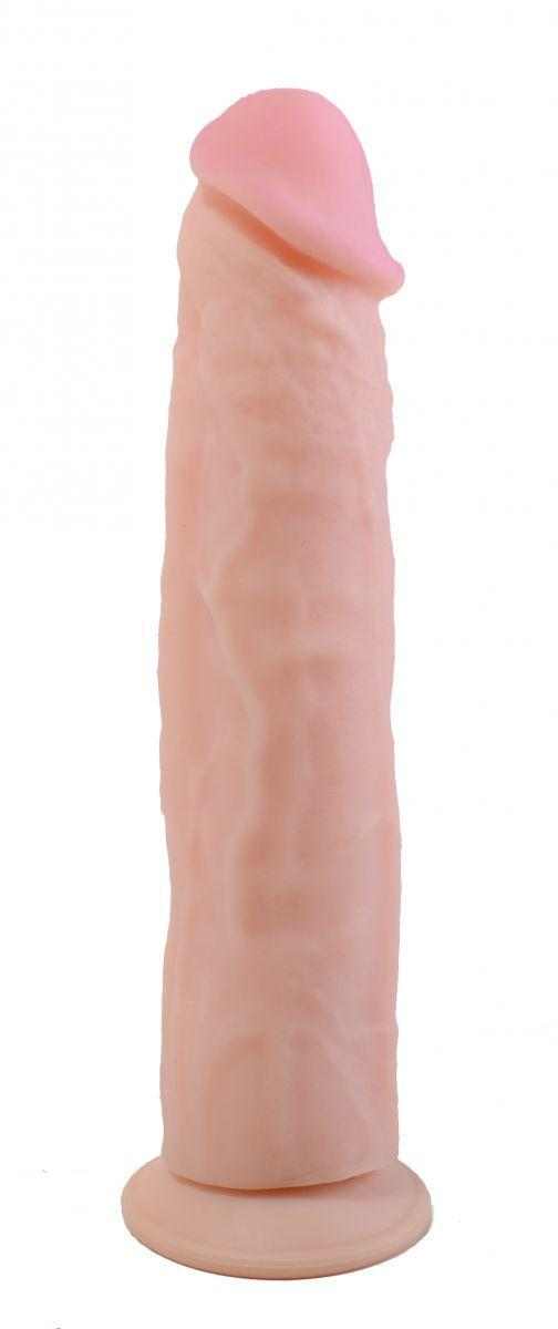 Фаллоимитатор без мошонки на присоске ANDROID Collection-VI - 23