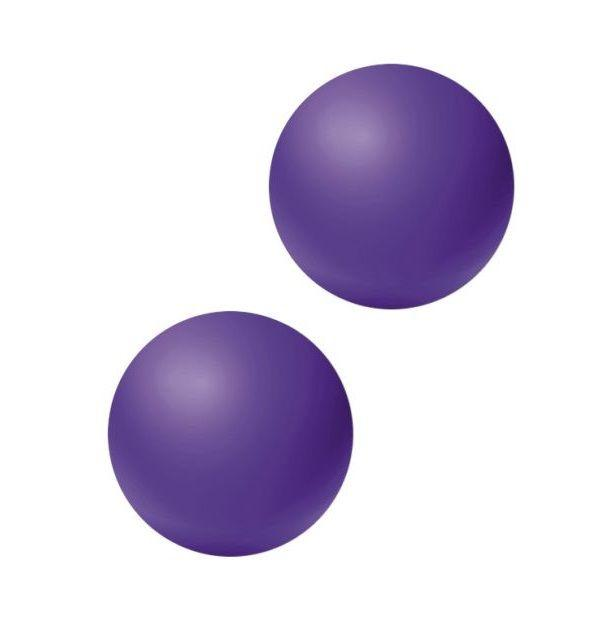 Фиолетовые вагинальные шарики без сцепки Emotions Lexy Large-10667