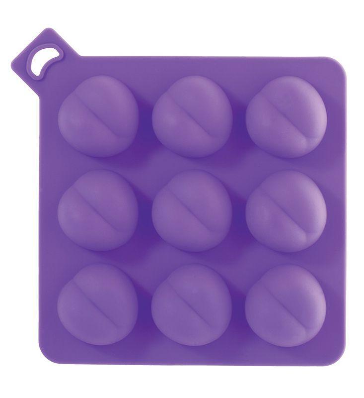 Формочка для льда в форме попки FUNX SEXY COOLER BUTT-1087