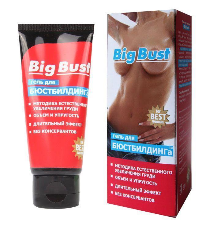 Гель BIG BUST для женщин - 50 гр.-5097