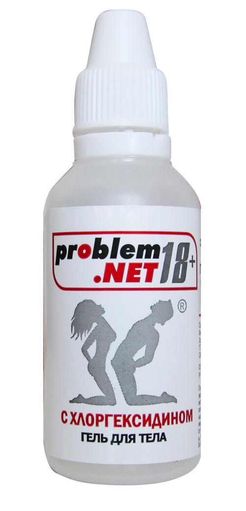 Гель Problem.net с хлоргекседином - 30 гр.-5102