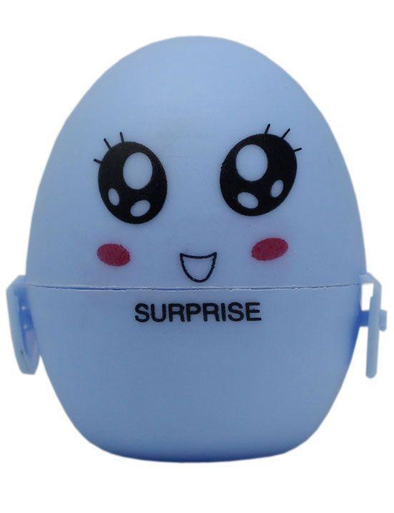 Голубой мастурбатор-яйцо SURPRISE PokeMon