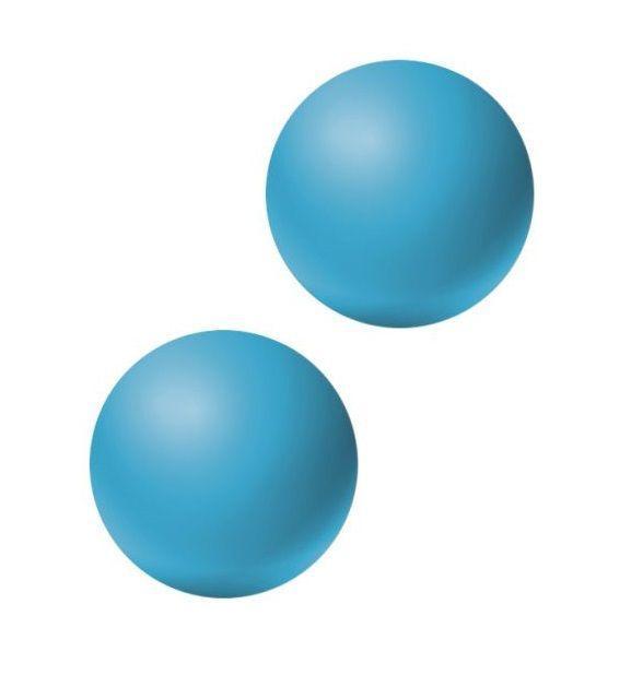 Голубые вагинальные шарики без сцепки Emotions Lexy Large-10669
