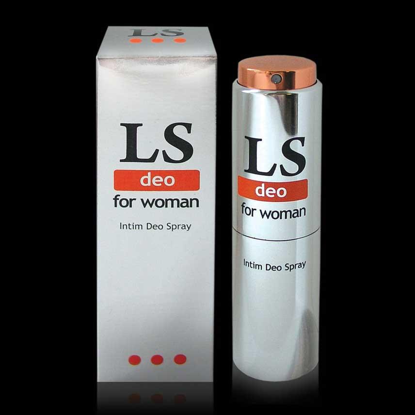 Интим-дезодорант для женщин Lovespray DEO - 18 мл.-5100