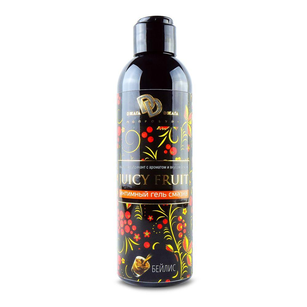 Интимный гель на водной основе JUICY FRUIT с ароматом бейлис - 200 мл.-10867