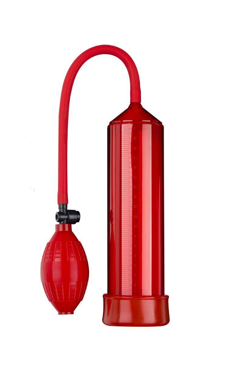 Красная вакуумная помпа Discovery Racer Red-228