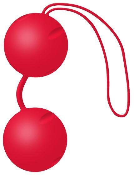 Красные вагинальные шарики Joyballs Trend-3968