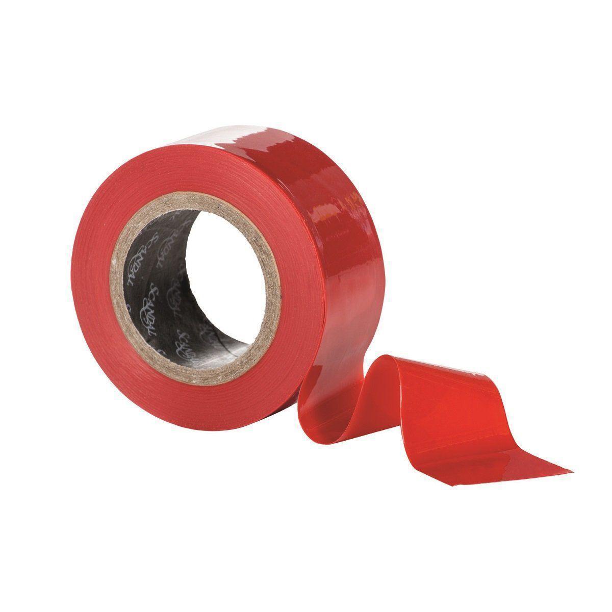 Красный скотч для связывания Scandal Lovers Tape-9922