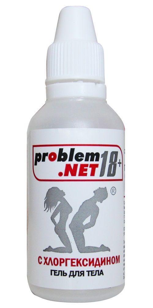 Лосьон для тела Problem.net во флаконе с капельницей - 30 гр.-8251