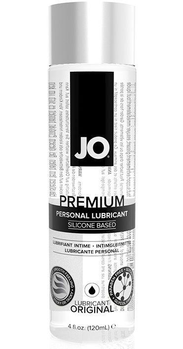 Лубрикант на силиконовой основе JO Personal Premium Lubricant - 120 мл.-3961
