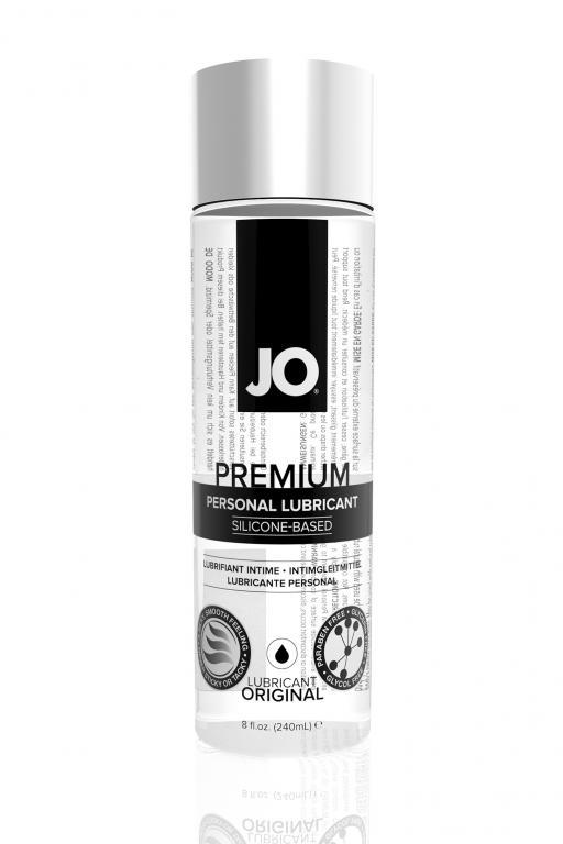 Лубрикант на силиконовой основе JO Personal Premium Lubricant - 240 мл.-8455
