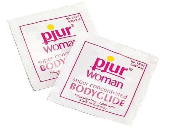 Лубрикант на силиконовой основе pjur WOMAN - 1
