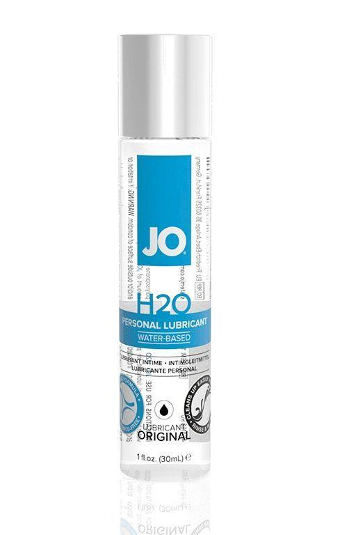 Лубрикант на водной основе JO Personal Lubricant H2O - 30 мл.-2814