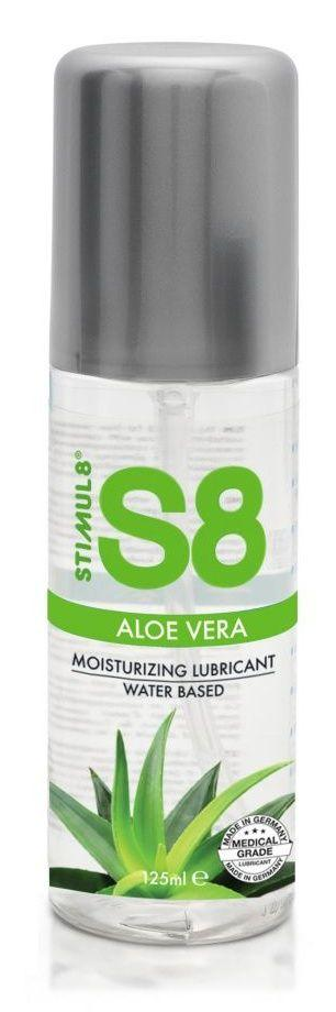 Лубрикант на водной основе S8 Aloe Vera Lube - 125 мл.-11300
