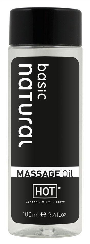 Массажное масло для тела Natural Basic - 100 мл.-11271