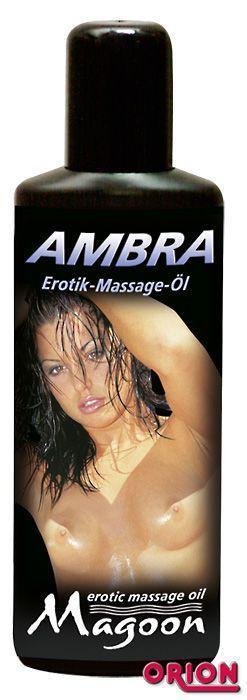 Массажное масло Magoon Ambra - 100 мл.-12306