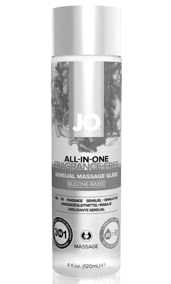 Массажный гель ALL-IN-ONE Massage Oil Sensual нейтральный - 120 мл.-4814