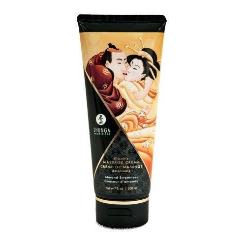 Массажный крем для тела с ароматом миндаля Almond Sweetness - 200 мл.-1566