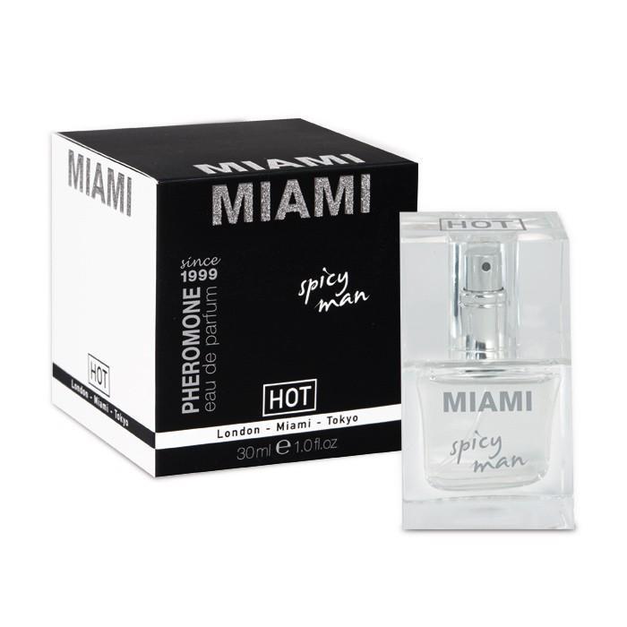 Мужские духи с феромонами Miami Spisy Man - 30 мл.-9875