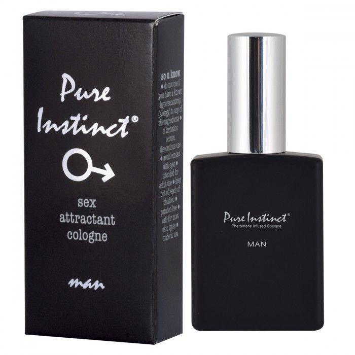 Мужские духи с феромонами PURE INSTINCT MAN Sex Attractant Cologne - 30 мл.-7990