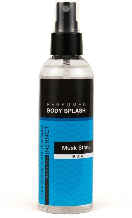 Мужской спрей для тела с феромонами Musk Stone - 100 мл.-10482