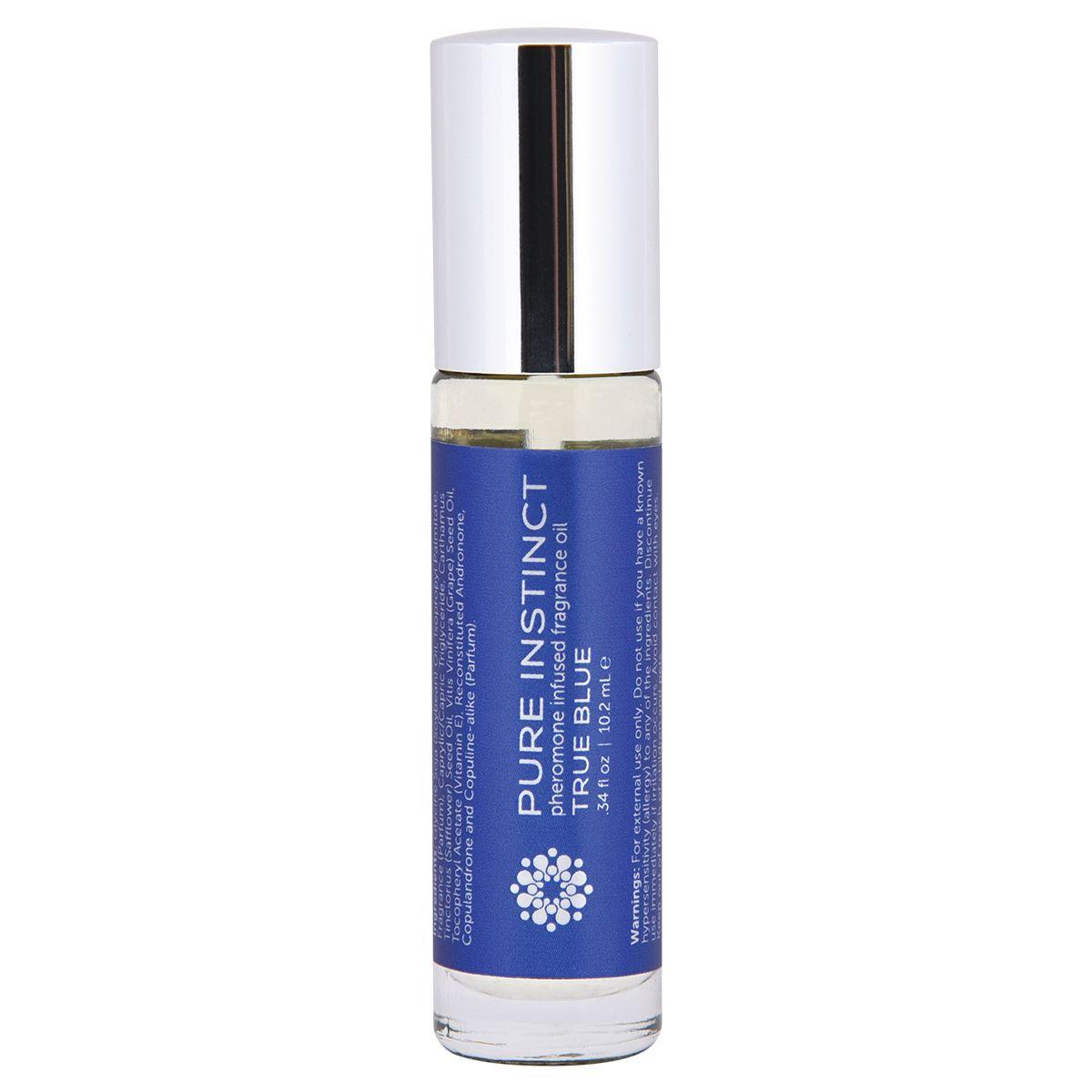 Обогащенное парфюмерное масло PURE INSTINCT для двоих - 10