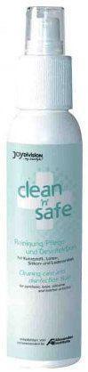Очищающий спрей для игрушек Clean'n'safe - 100 мл.-12388