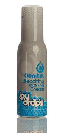 Отбеливающий крем для интимных зон JoyDrops Genital Bleaching - 100 мл.-12916