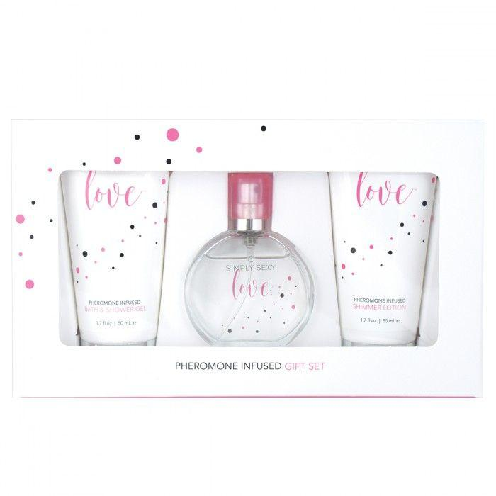 Подарочный набор Simply Sexy Pheromone Gift Set-7994