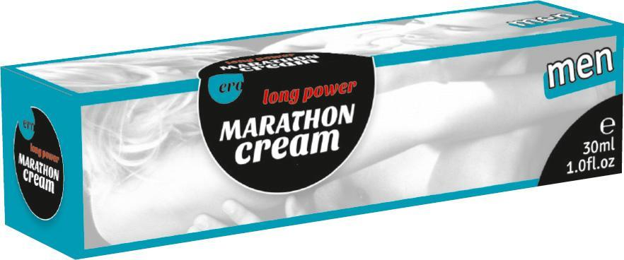 Пролонгирующий крем для мужчин Long Power Marathon Cream - 30 мл.-4181