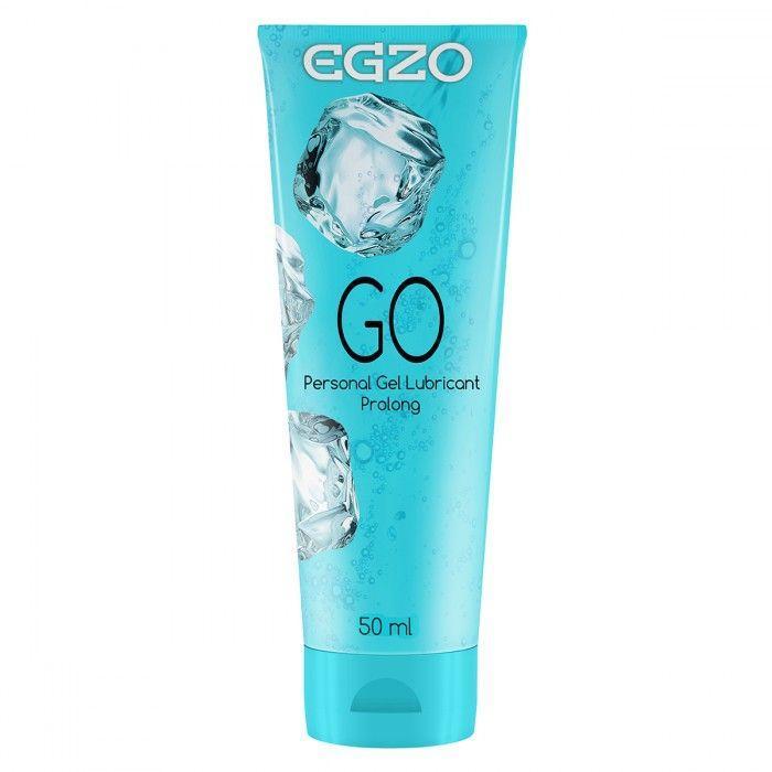 Пролонгирующий лубрикант на водной основе Egzo Go - 50 мл.-8309