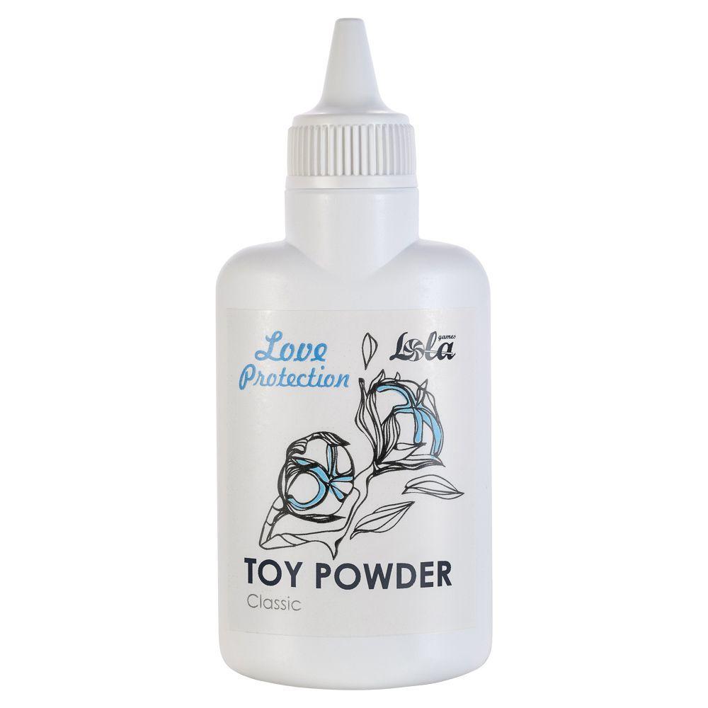 Пудра для игрушек Love Protection Classic - 30 гр.-6886