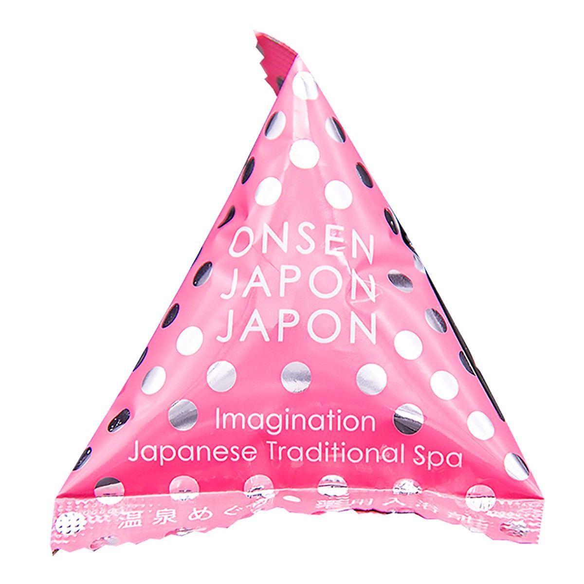 Расслабляющая соль для ванны Источник Юнокава с ароматом свежих фруктов - 20 гр.-6649