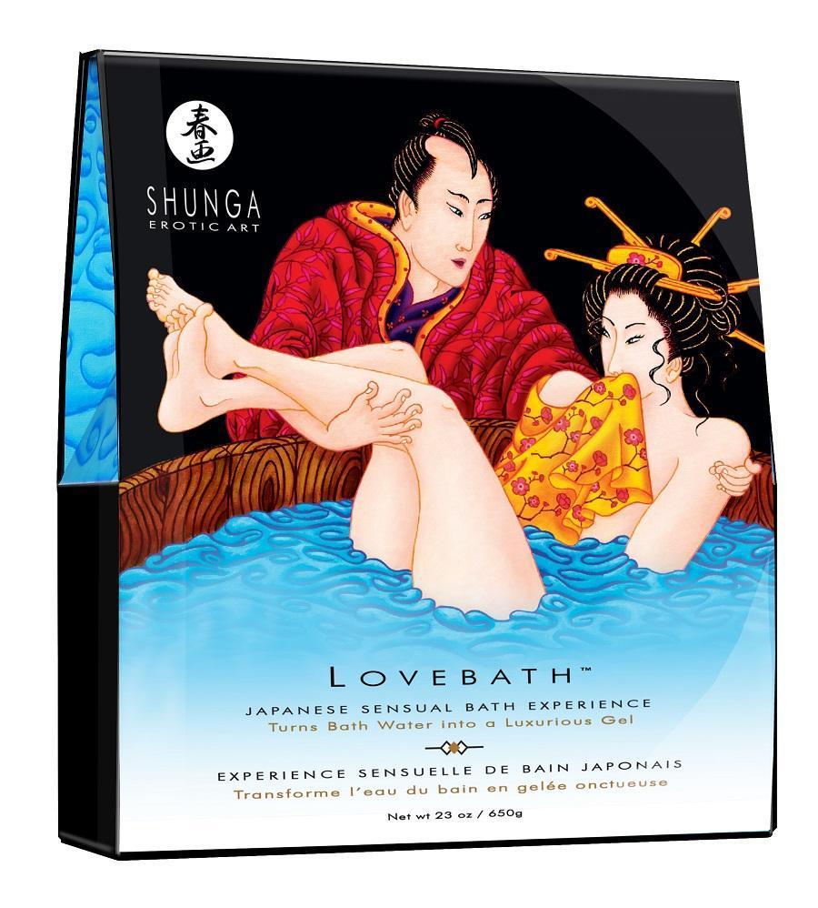 Соль для ванны Lovebath Ocean temptation