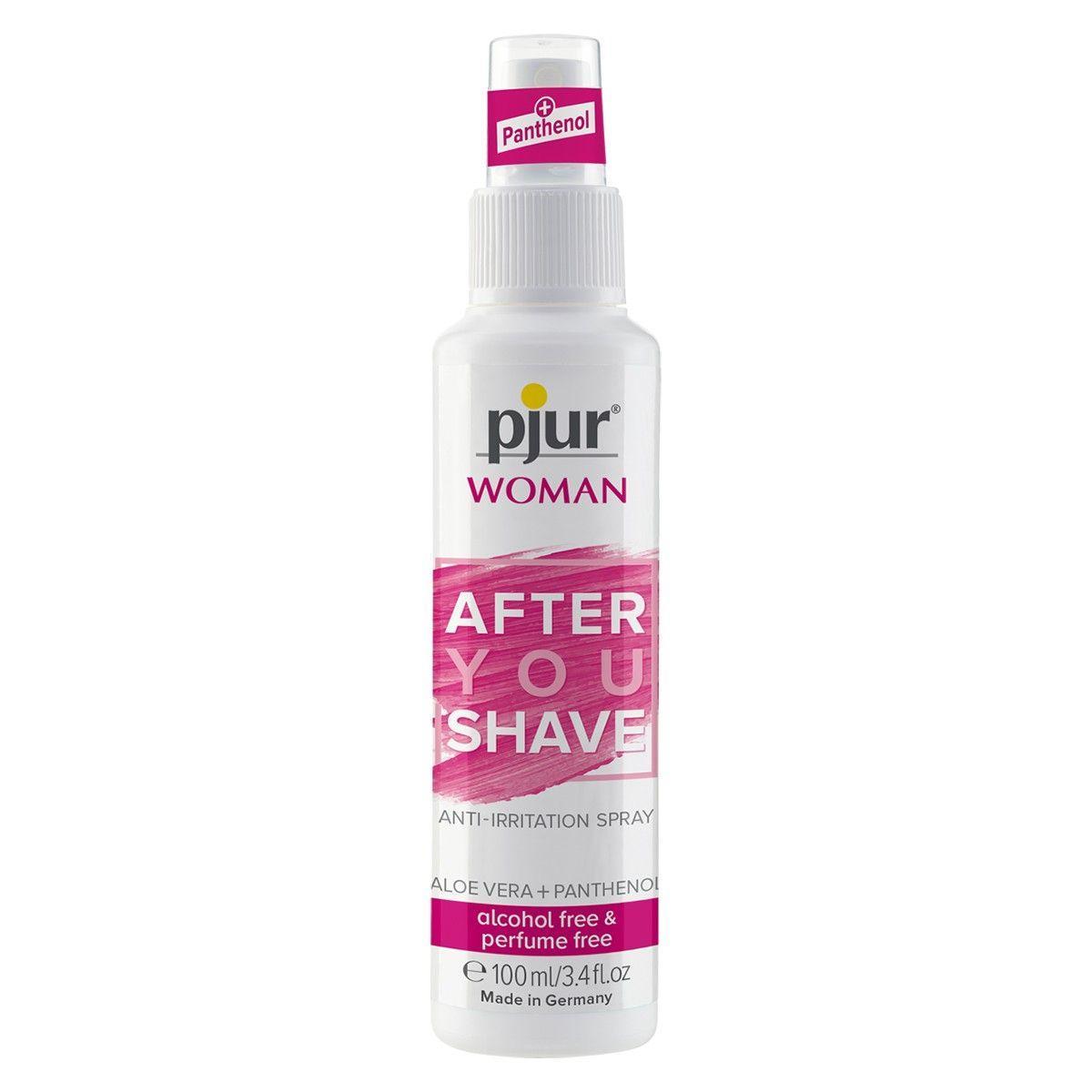 Спрей после бритья pjur WOMAN After You Shave Spray - 100 мл.-3956