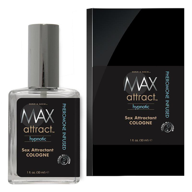 Свежий мужской аромат с феромонами MAX Attract Hypnotic - 30 мл.-12914