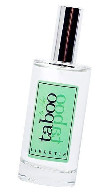 Туалетная вода с феромонами Taboo Libertin для мужчин - 50 мл.-10410