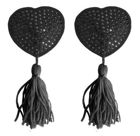 Украшение на соски Nipple Tassels Heart