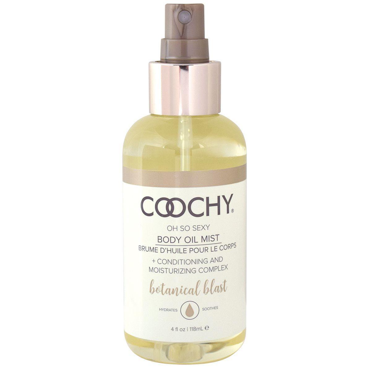 Увлажняющее масло с феромонами COOCHY Botanical Mist - 118 мл.-7584