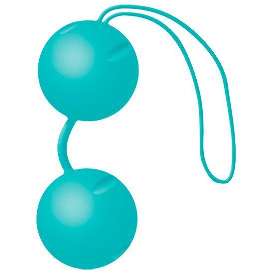 Вагинальные шарики цвета мяты Joyballs-2073